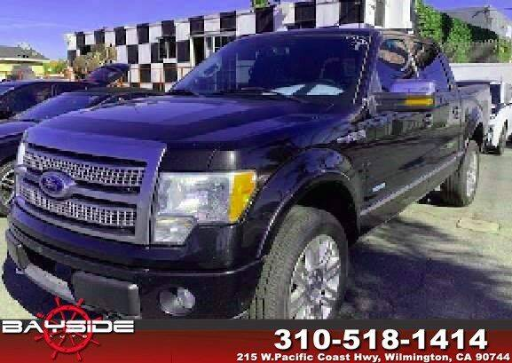 2011 Ford F-150 for sale at BaySide Auto in Wilmington CA