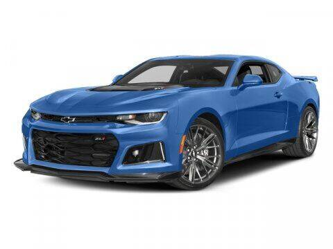 2017 Chevrolet Camaro for sale at Stephen Wade Pre-Owned Supercenter in Saint George UT