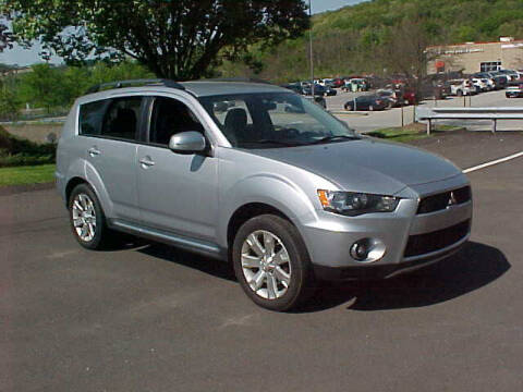 2011 Mitsubishi Outlander for sale at North Hills Auto Mall in Pittsburgh PA