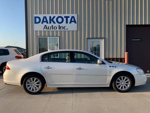 2010 Buick Lucerne for sale at Dakota Auto Inc. in Dakota City NE