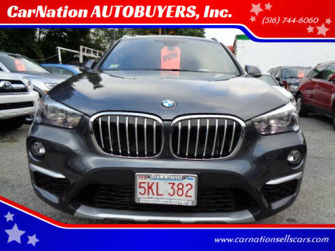 2018 BMW X1 for sale at CarNation AUTOBUYERS, Inc. in Rockville Centre NY
