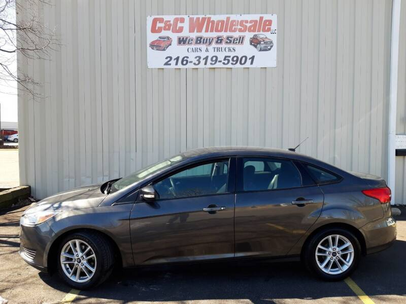 2015 Ford Focus for sale at C & C Wholesale in Cleveland OH