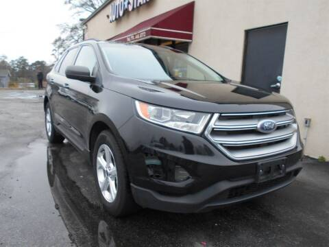 2017 Ford Edge for sale at AutoStar Norcross in Norcross GA