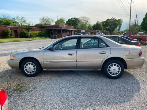 1999 Buick Century for sale at VAUGHN'S USED CARS in Guin AL