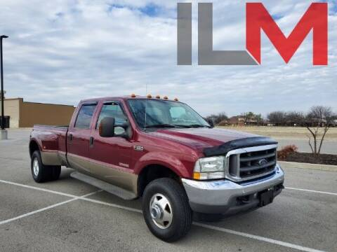 2004 Ford F-350 Super Duty for sale at INDY LUXURY MOTORSPORTS in Fishers IN