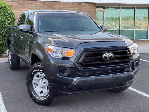 2020 Toyota Tacoma for sale at AKOI Motors in Tempe AZ