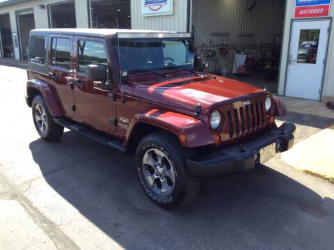 2007 Jeep Wrangler Unlimited for sale at TRI-STATE AUTO OUTLET CORP in Hokah MN