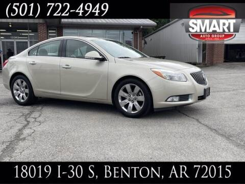 2013 Buick Regal for sale at Smart Auto Sales of Benton in Benton AR