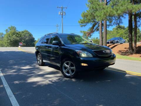 2005 Lexus RX 330 for sale at THE AUTO FINDERS in Durham NC