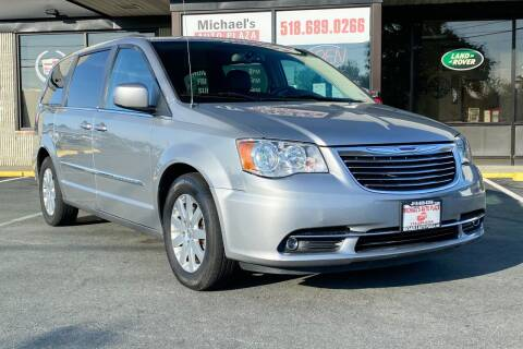 2014 Chrysler Town and Country for sale at Michaels Auto Plaza in East Greenbush NY