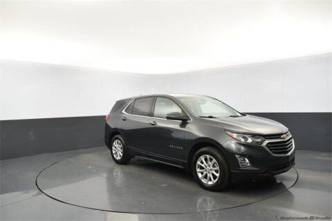 2018 Chevrolet Equinox for sale at Tim Short Auto Mall in Corbin KY