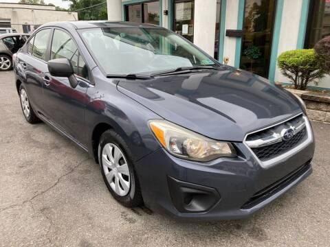 2013 Subaru Impreza for sale at Autopike in Levittown PA