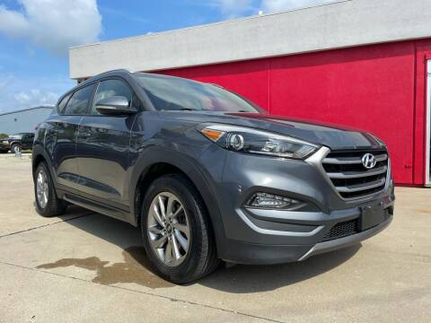 2016 Hyundai Tucson for sale at Hirschy Automotive in Fort Wayne IN