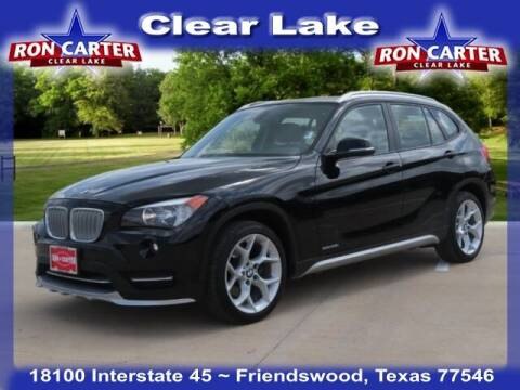 2015 BMW X1 for sale at Ron Carter  Clear Lake Used Cars in Houston TX