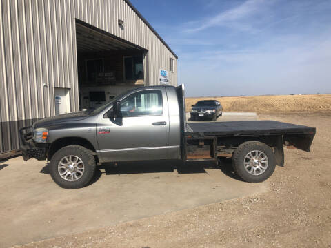 2009 Dodge Ram Pickup 2500 for sale at 402 Autos in Lindsay NE