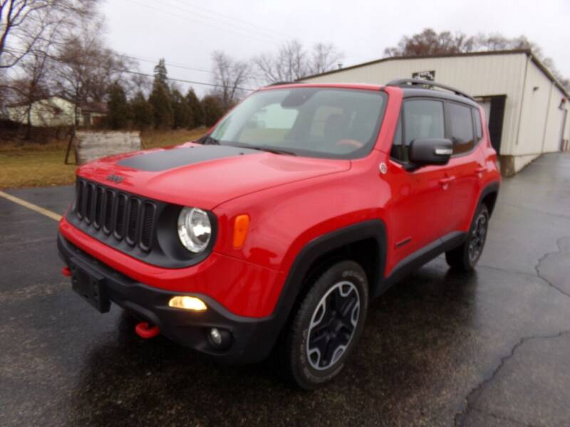 2015 Jeep Renegade for sale at Rose Auto Sales & Motorsports Inc in McHenry IL