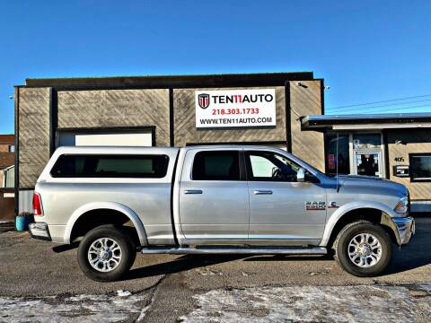 2017 RAM Ram Pickup 2500 for sale at Ten 11 Auto LLC in Dilworth MN