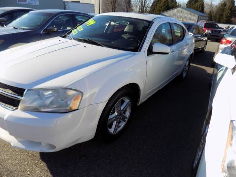 2010 Dodge Avenger for sale at Pro-Motion Motor Co in Lincolnton NC