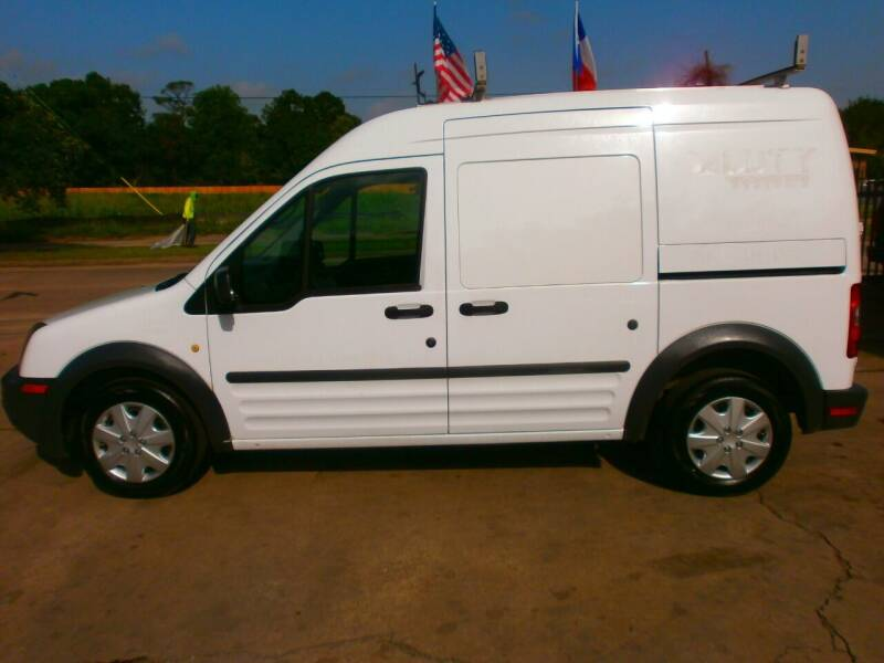 2010 Ford Transit Connect for sale at Under Priced Auto Sales in Houston TX