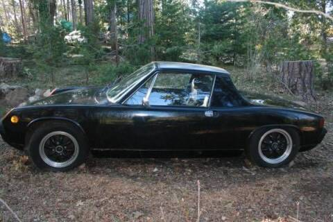 1970 Porsche 914 for sale at Classic Car Deals in Cadillac MI