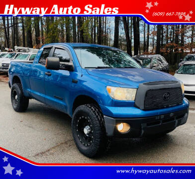 2008 Toyota Tundra for sale at Hyway Auto Sales in Lumberton NJ