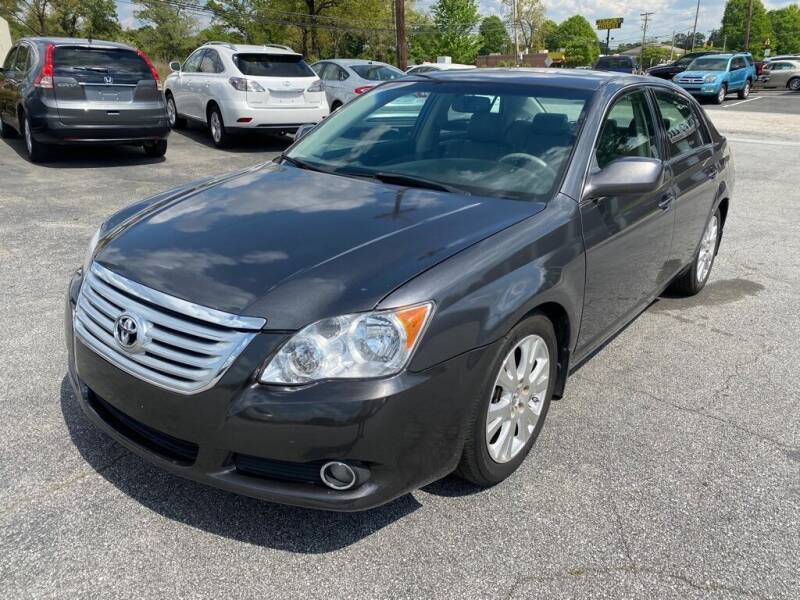 2008 Toyota Avalon for sale at Brewster Used Cars in Anderson SC