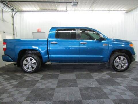 2017 Toyota Tundra for sale at Michigan Credit Kings in South Haven MI