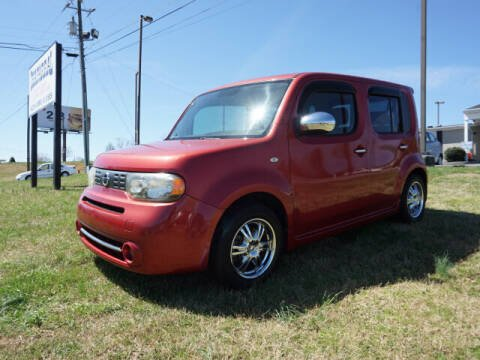 2010 Nissan cube for sale at CHAPARRAL USED CARS in Piney Flats TN