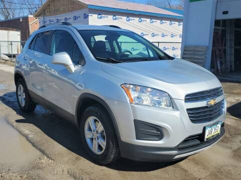 2015 Chevrolet Trax for sale at Ericson Auto in Ankeny IA