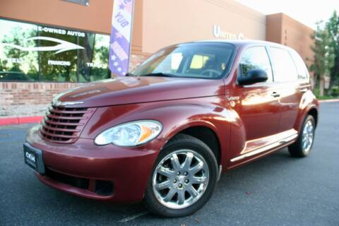 2008 Chrysler PT Cruiser for sale at CK Motors in Murrieta CA
