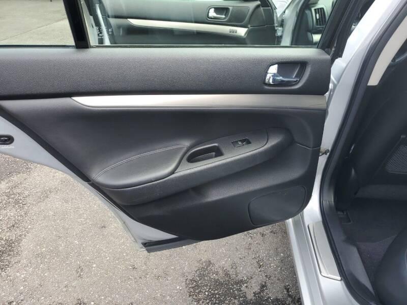 2011 Infiniti G37 Sedan AWD x 4dr Sedan - Freeport NY
