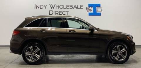 2016 Mercedes-Benz GLC for sale at Indy Wholesale Direct in Carmel IN