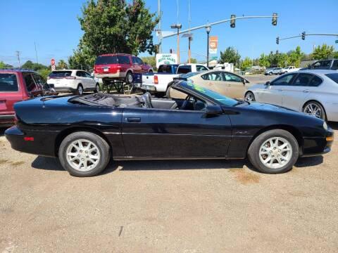 2000 Chevrolet Camaro for sale at Coast Auto Sales in Buellton CA