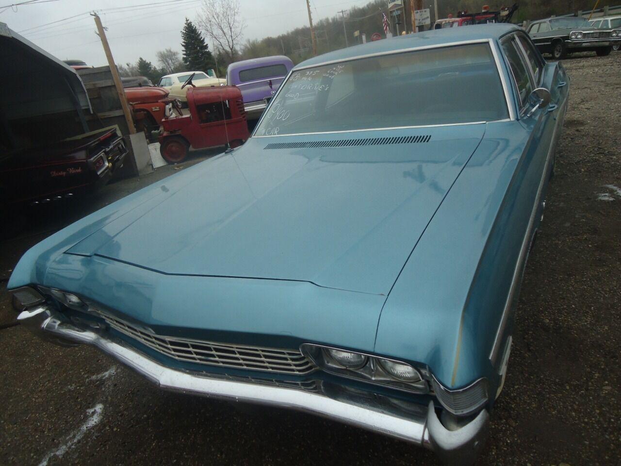 1968 Chevrolet Impala 15
