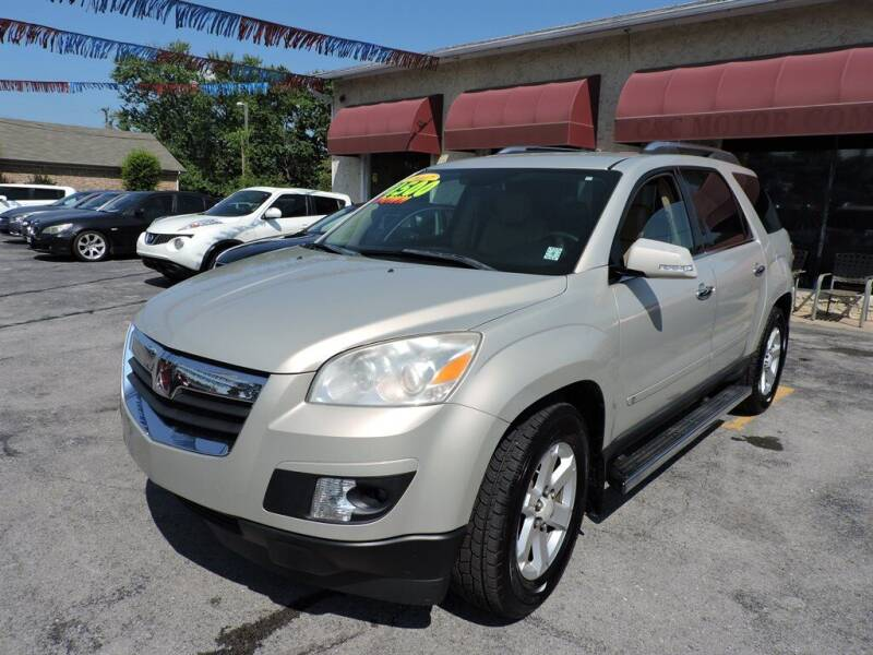 2007 Saturn Outlook for sale at C & C Motor Co. in Knoxville TN