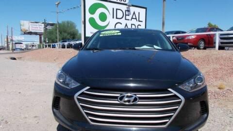 2017 Hyundai Elantra for sale at Ideal Cars East Mesa in Mesa AZ