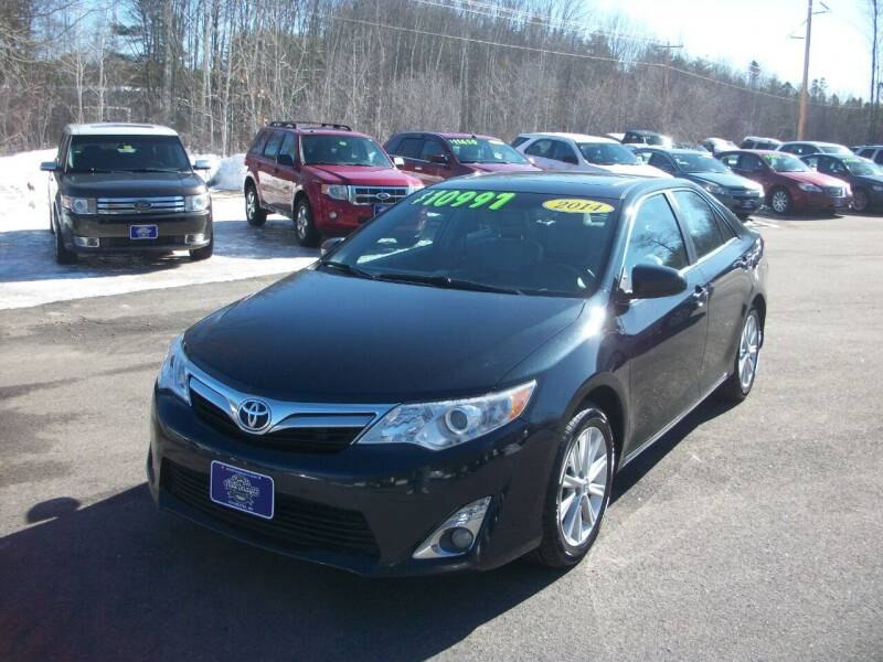 2014 Toyota Camry for sale at Auto Images Auto Sales LLC in Rochester NH