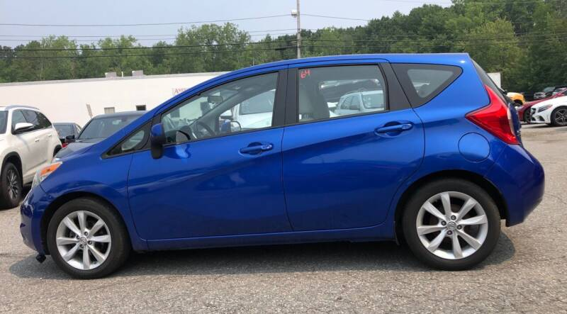 2014 Nissan Versa Note for sale at Top Line Import of Methuen in Methuen MA