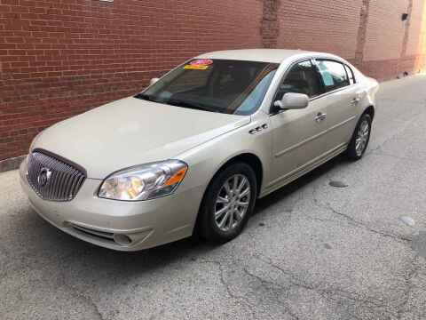 2011 Buick Lucerne for sale at QUALITY AUTO SALES INC in Chicago IL