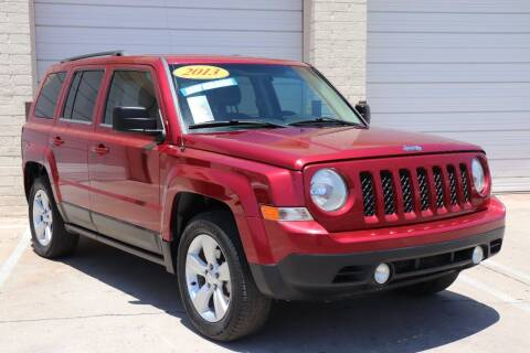 2013 Jeep Patriot for sale at MG Motors in Tucson AZ