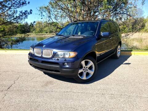 2004 BMW X5 for sale at Excalibur Auto Sales in Palatine IL