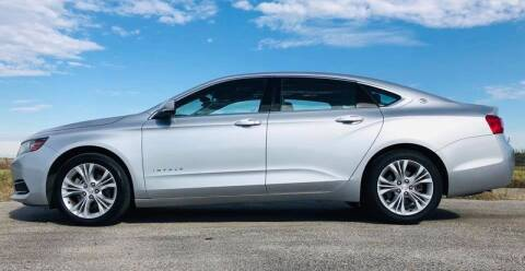 2015 Chevrolet Impala for sale at Palmer Auto Sales in Rosenberg TX