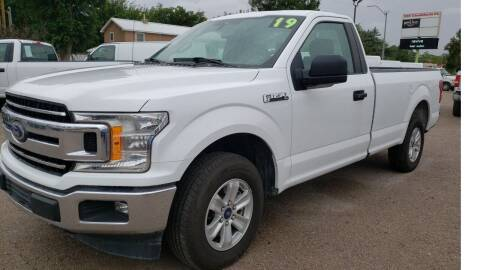 2019 Ford F-150 for sale at MOUNTAIN WEST MOTORS LLC in Albuquerque NM
