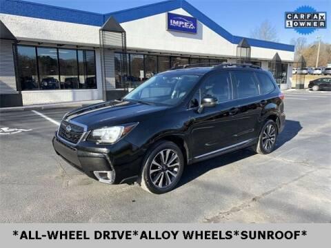2018 Subaru Forester for sale at Impex Auto Sales in Greensboro NC