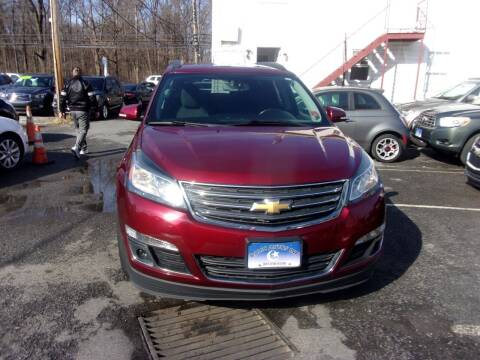 2015 Chevrolet Traverse for sale at Balic Autos Inc in Lanham MD
