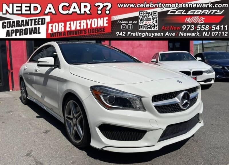 2014 Mercedes-Benz CLA for sale at Celebrity Motors in Newark NJ