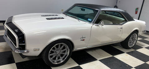 1968 Chevrolet Camaro RestoMod RS SS for sale at Bayou Classics and Customs in Parks LA