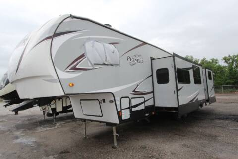 2019 Heartland Pioneer for sale at Ezrv Finance in Willow Park TX