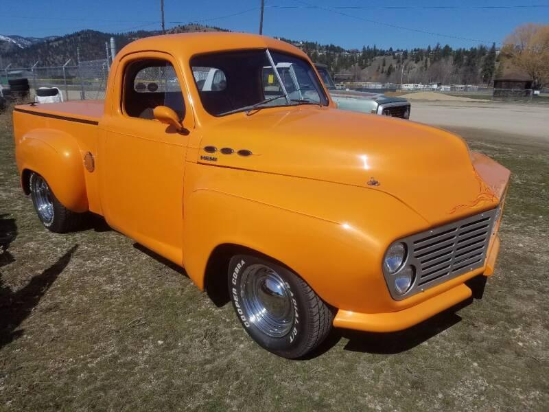 1949 Studebaker R5 for sale at AUTO BROKER CENTER in Lolo MT