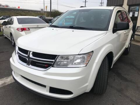 2013 Dodge Journey for sale at Luxury Unlimited Auto Sales Inc. in Trevose PA